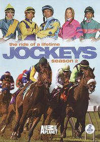 Jockeys Season 2 - (Region 1 Import DVD)