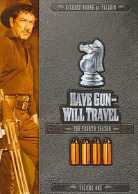 Have Gun Will Travel:Season 4 Vol 1 - (Region 1 Import DVD)