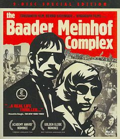 Baader Meinhof Complex - (Region A Import Blu-ray Disc)