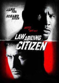 Law Abiding Citizen - (Region 1 Import DVD)