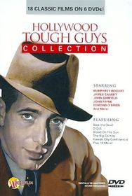 Hollywood Tough Guys Collection - (Region 1 Import DVD)