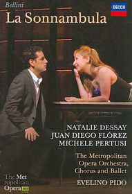 Florez & Dessay - La Sonnambula At The Met (DVD)