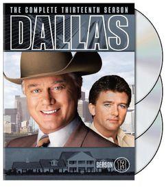 Dallas:Complete Thirteenth Season - (Region 1 Import DVD)