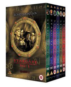 Stargate SG-1: Season 2 (Import DVD)