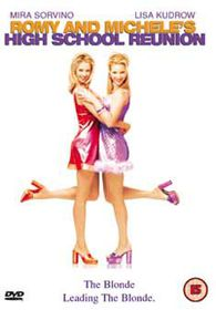 Romy & Michele's High School Reunion - (Import DVD)