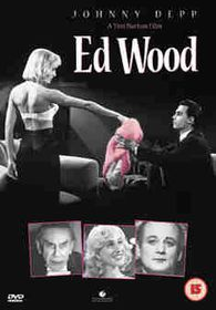 Ed Wood (Import DVD)