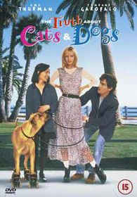 Truth About Cats and Dogs - (Import DVD)