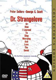 Dr. Strangelove (Collector's Edition) - (Import DVD)