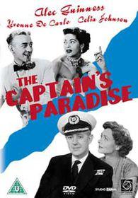 Captain's Paradise - (Import DVD)