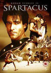Spartacus - TV Movie (Import DVD)