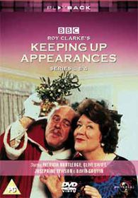 Keeping Up Appearances - Series 3 & 4 - (Import DVD)
