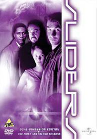 Sliders - Season 1 & 2 (parallel import)