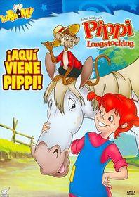 Pippi Longstocking:Aqui Viene Pippi - (Region 1 Import DVD)