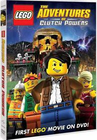 Lego: Adventures of Clutch Powers (DVD)