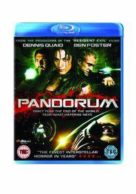 Pandorum - (Import Blu-ray Disc)