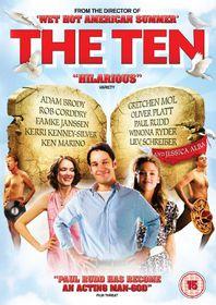 The Ten - (Import DVD)