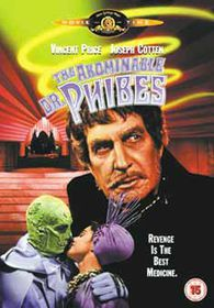 Abominable Dr.Phibes - (Import DVD)