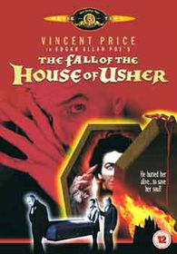 Fall Of House Of Usher (Price) - (Import DVD)