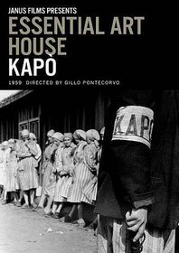 Kapo - (Region 1 Import DVD)
