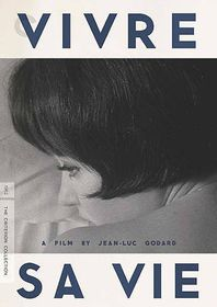 Vivre Sa Vie - (Region 1 Import DVD)