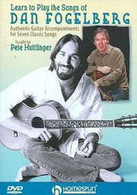 Learn to Play the Songs of Dan Fogelb - (Region 1 Import DVD)