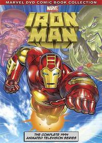 Marvel Iron Man:Complete Animated Ser - (Region 1 Import DVD)
