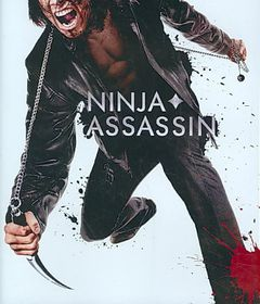 Ninja Assassin - (Region A Import Blu-ray Disc)