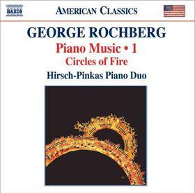 Rochberg: Piano Music 1 - Piano Music 1 (CD)