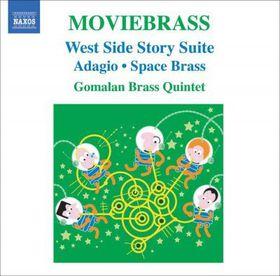 Gomalan Brass Quintet - Moviebrass (CD)