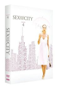Sex and the City:Comp Season 4 - (Region 1 Import DVD)
