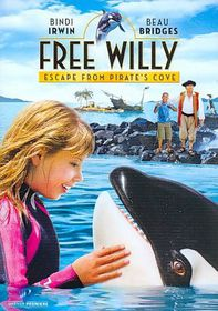 Free Willy:Escape/Pirate's Cove - (Region 1 Import DVD)