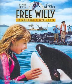Free Willy:Escape from Pirate's Cove - (Region A Import Blu-ray Disc)
