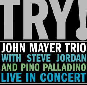 Mayer John, Trio - Try! Live In Concert (CD)