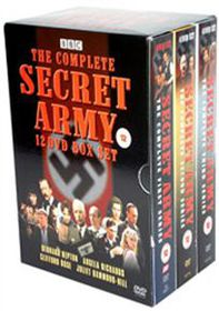 Secret Army - The Complete Series 1 - 3 - (Import DVD)