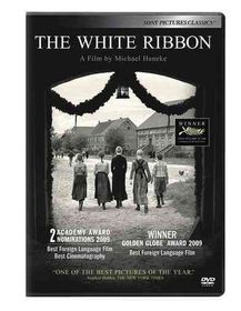 White Ribbon - (Region 1 Import DVD)