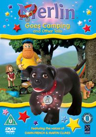 Merlin Goes Camping - (Import DVD)