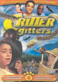 Critter Gitters Vol.4 (4 Episodes) - (Region 1 Import DVD)