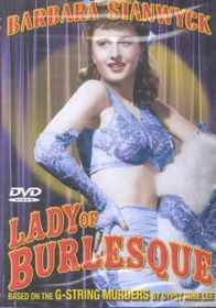 Lady of Burlesque - (Region 1 Import DVD)