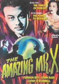 Amazing Mr. X - (Region 1 Import DVD)
