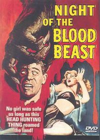 Night of the Blood Beast - (Region 1 Import DVD)