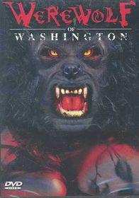 Werewolf of Washington - (Region 1 Import DVD)