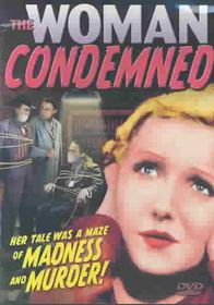 Woman Condemned - (Region 1 Import DVD)