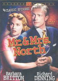 Mr. & Mrs. North - (Region 1 Import DVD)