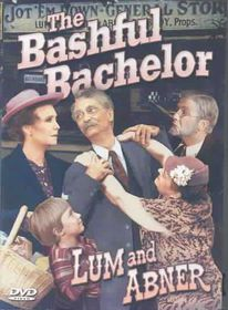 Bashful Bachelor - (Region 1 Import DVD)