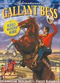 Adventures of Gallant Bess - (Region 1 Import DVD)