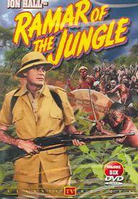Ramar of the Jungle:Vol 6 - (Region 1 Import DVD)