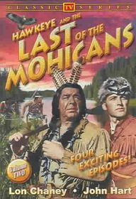 Hawkeye and the Last Of the Mohicans - Vol. 2 - (Region 1 Import DVD)