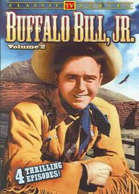 Buffalo Bill Jr:Vol 2 TV Series - (Region 1 Import DVD)