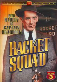 Racket Squad:Vol 3 Classic TV - (Region 1 Import DVD)
