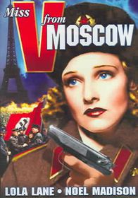 Miss V from Moscow - (Region 1 Import DVD)